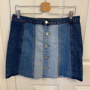 Cute Blank NYC Denim Skirt